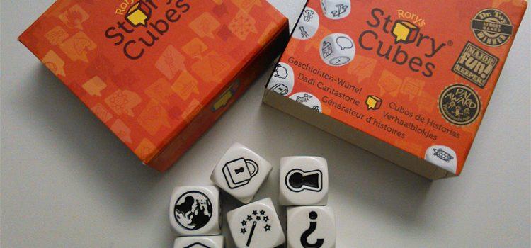 Besseres Feedback mit Story Cubes