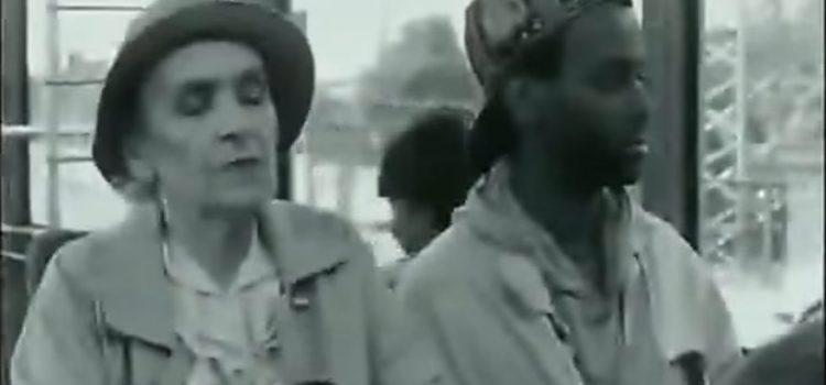 Video: Schwarzfahrer (1992)