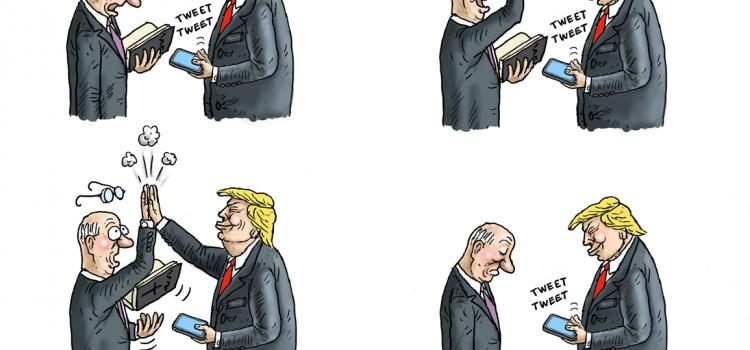 """Trump – braucht ein US-Präsident """"interkulturelle Kompetenz""""?"""