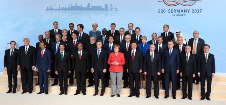 G20 und die Machtdistanz